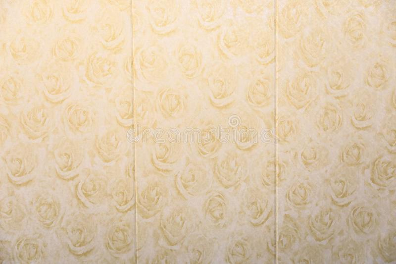 Nahtloser Musterhintergrund Damast Wallpaper stockfotos