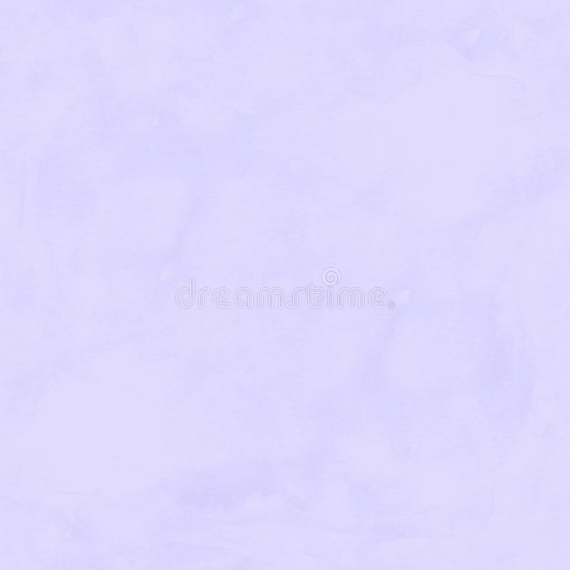 Nahtloser Musterhintergrund der hellpurpurnen Aquarellzusammenfassung lizenzfreie abbildung