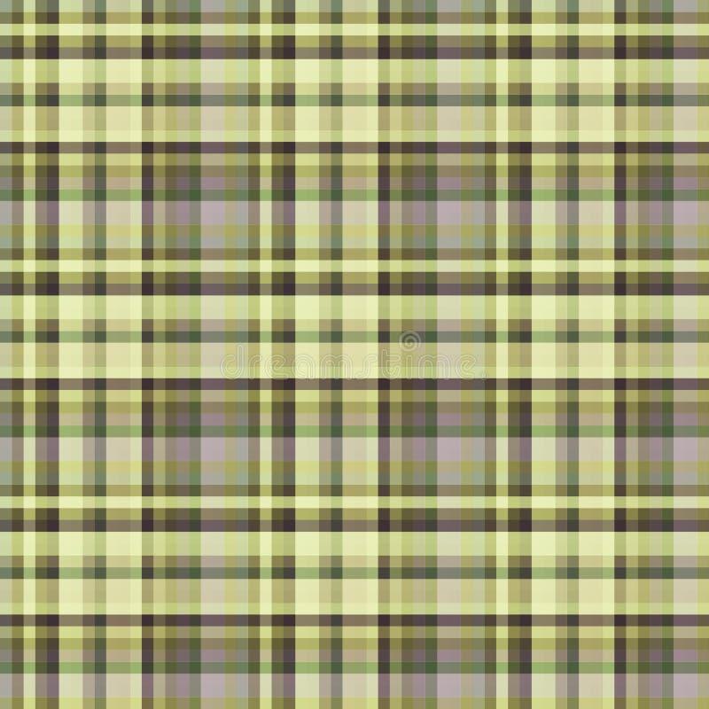 Nahtloser Musterhintergrund von einer Vielzahl von mehrfarbigen Quadraten stock abbildung