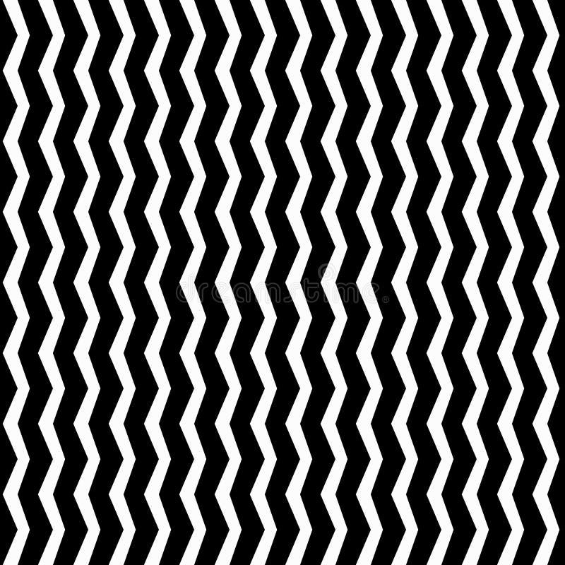 Nahtloses einfarbiges abstraktes Muster auf einem weißen Hintergrund Hochwertige Vektorillustration für Ihr Design vektor abbildung