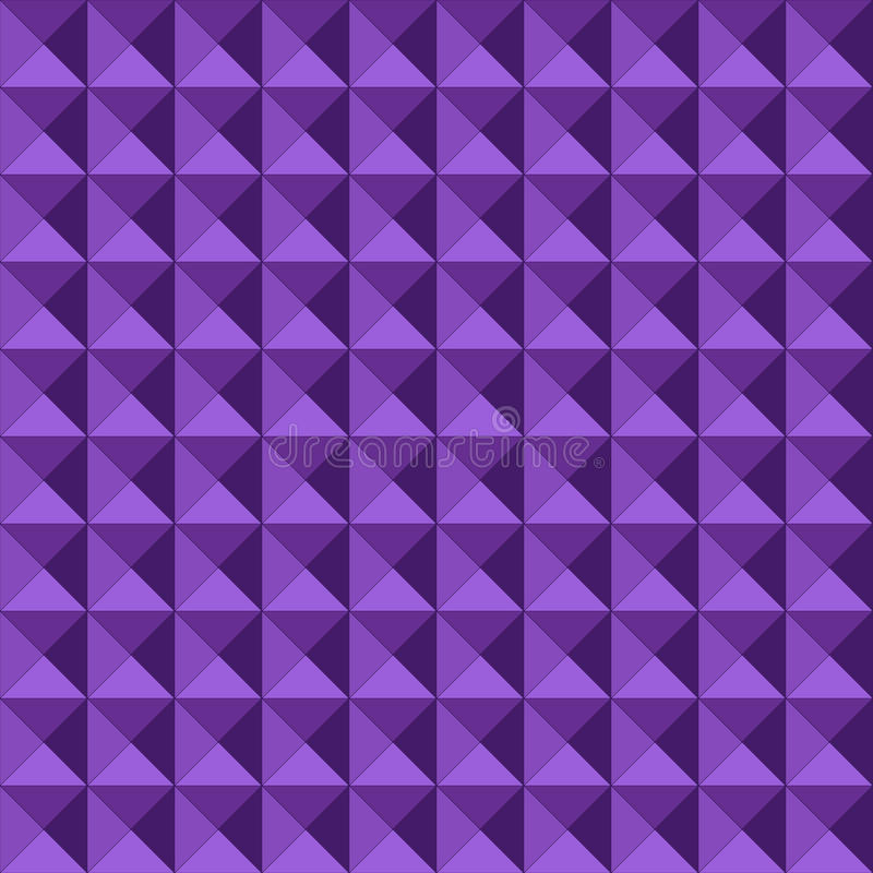 Nahtloses Geometrisches Geprägtes Muster Lizenzfreies Stockbild