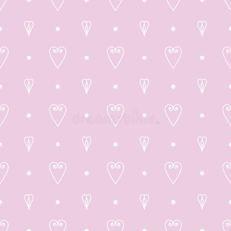 Nahtloses geometrisches Muster mit Inneren lizenzfreies stockbild