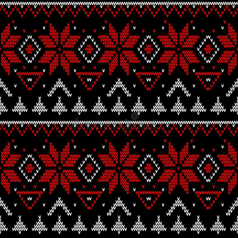 Amazing Gestricktes Muster Hai Image Collection - Decke Stricken ...
