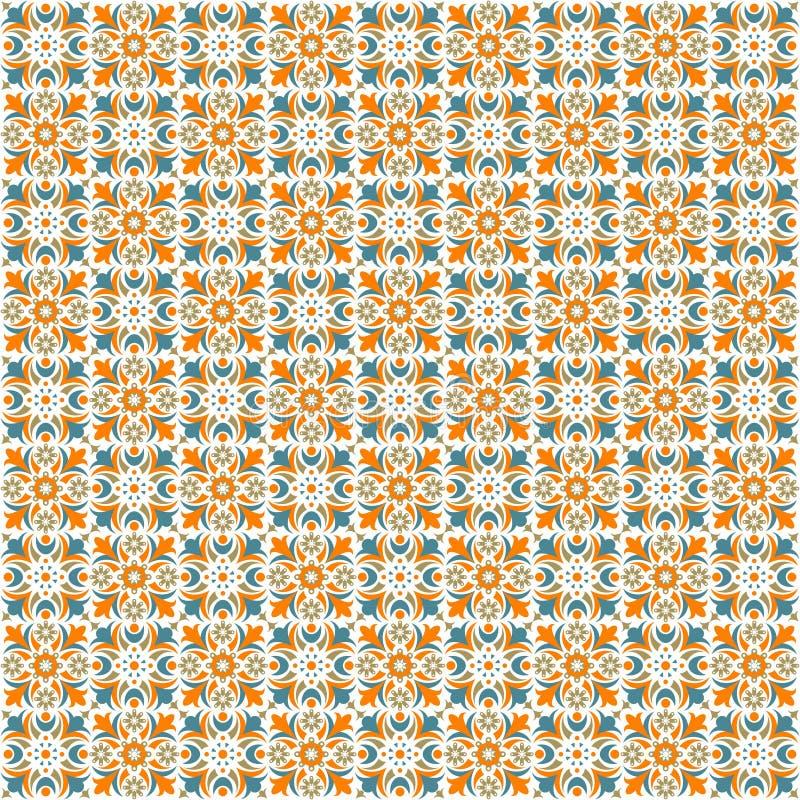 Nahtloses Muster lizenzfreie stockbilder