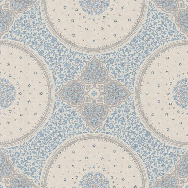 Nahtloses Muster A012 vektor abbildung