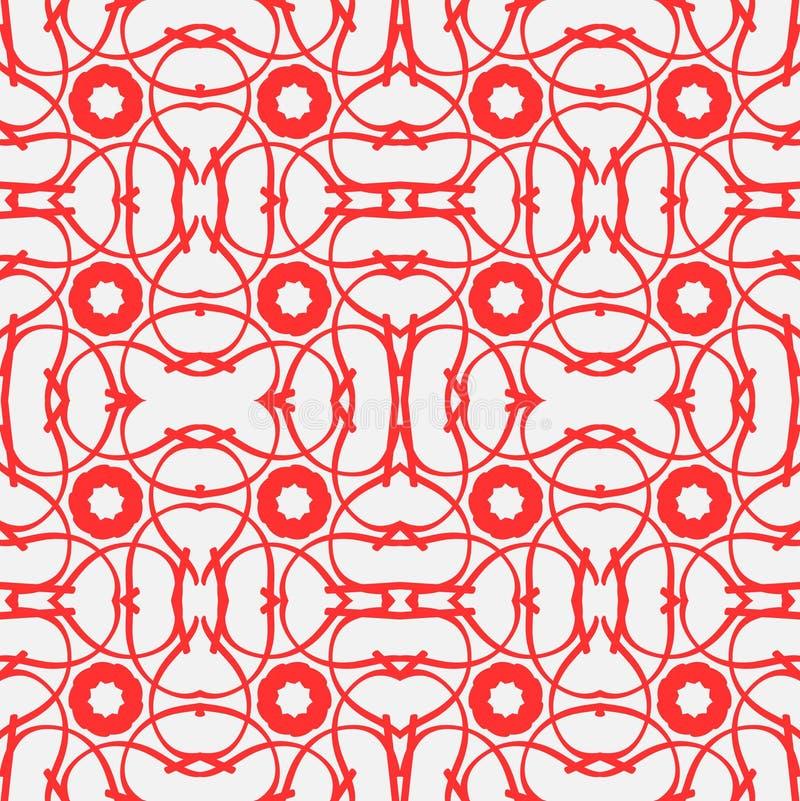 Nahtloses Muster - abstrakter Hintergrund stockfotos