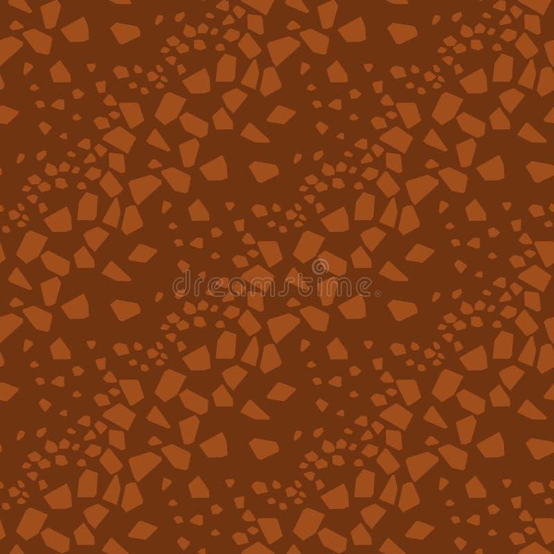 Nahtloses Muster der abstrakten geometrischen Partikel vektor abbildung