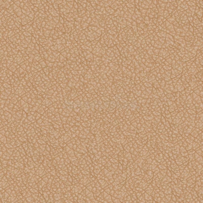Nahtloses Muster der Brown-Haut. lizenzfreie stockfotografie