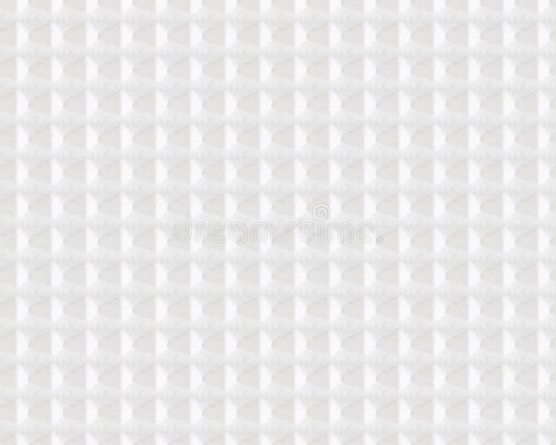 Nahtloses Muster der Papierserviette. stockbilder