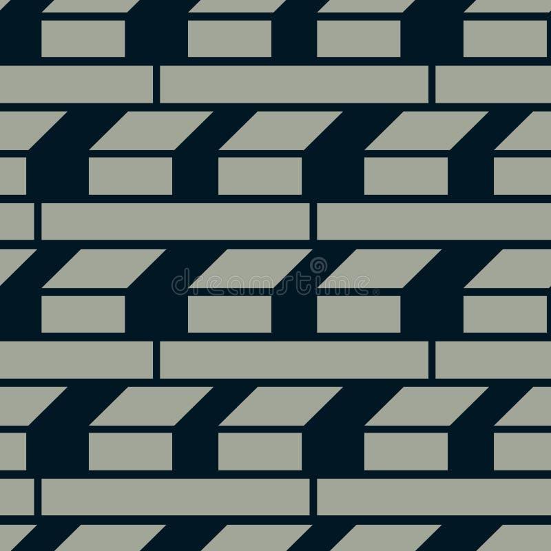 Download Nahtloses Muster Des Baus Und Der Entwicklung Vektor Abbildung - Illustration von optisch, horizontal: 106803437