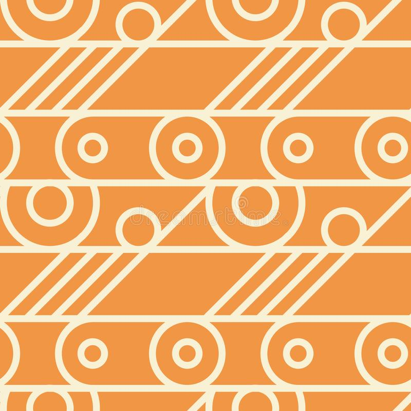 Download Nahtloses Muster Des Grundlegenden Radmechanismus Vektor Abbildung - Illustration von industrie, gefühl: 106803322
