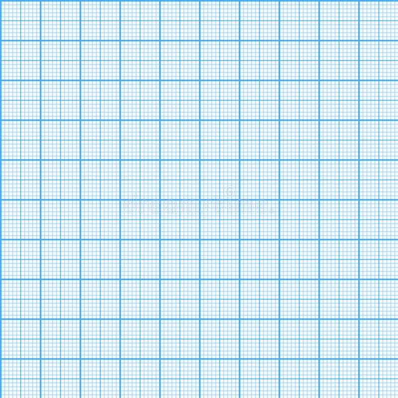 Nahtloses Muster des quadratischen Gitters Auch im corel abgehobenen Betrag stock abbildung