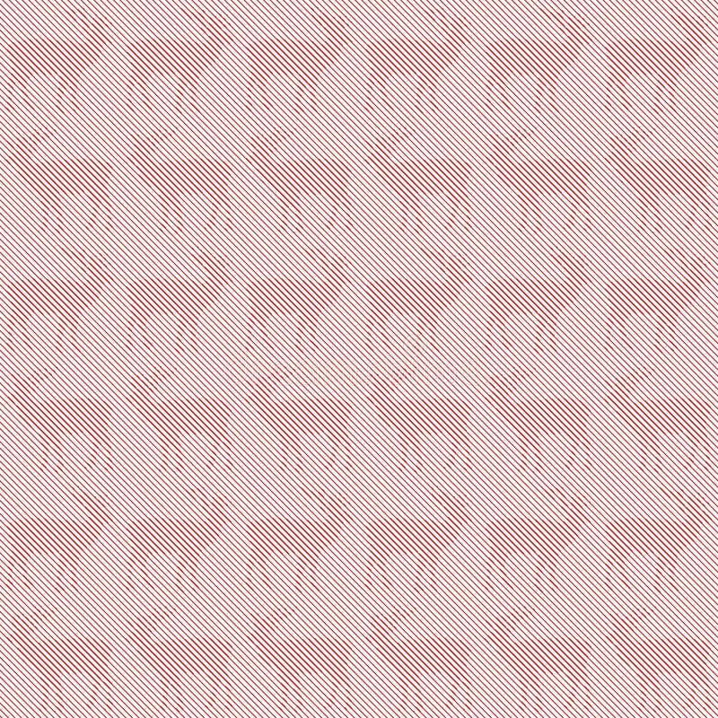 Nahtloses Muster des Rotwild-Weihnachtsfeiertags-Vektors lizenzfreie abbildung