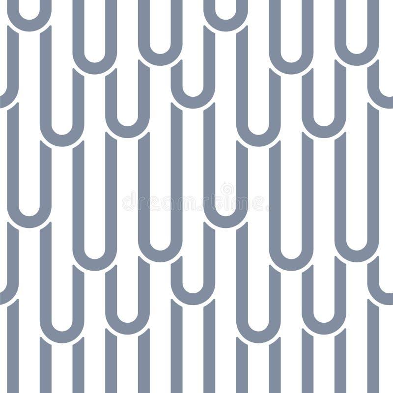 Nahtloses Muster des Vektors ohne Hintergrund stockfoto