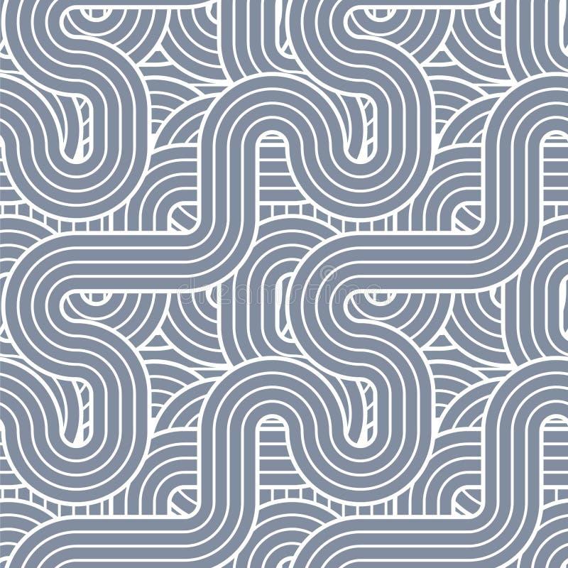 Nahtloses Muster des Vektors ohne Hintergrund stockfotografie