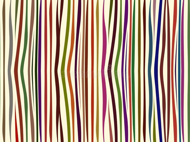 Nahtloses Muster des Zebras Für Tapete, Fliesen, Gewebe und Designe Auch im corel abgehobenen Betrag vektor abbildung
