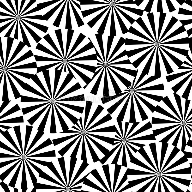 Nahtloses Retro- Muster vektor abbildung