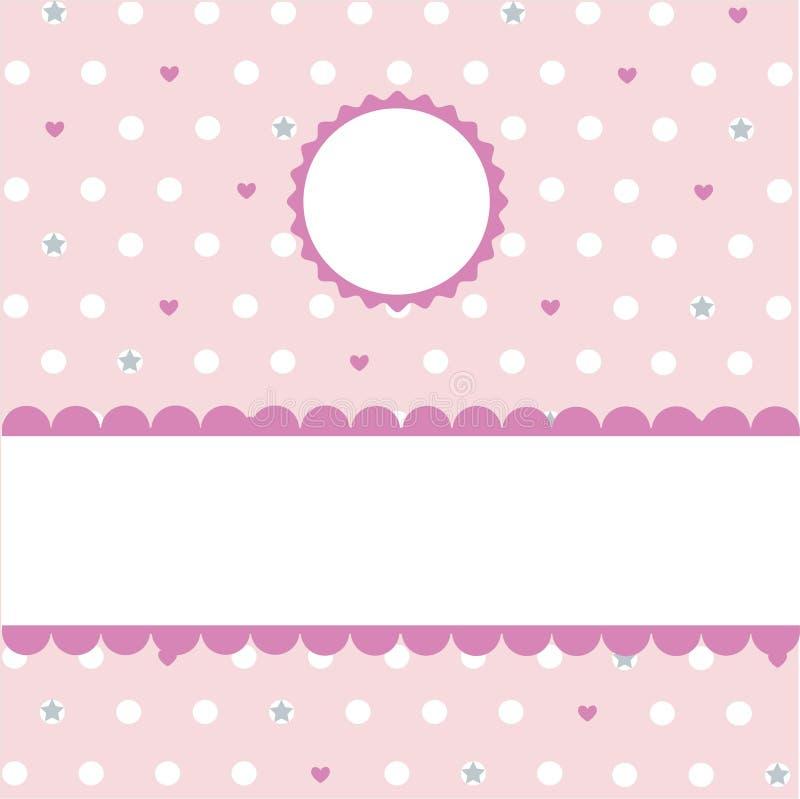 Wundervoll Nahtloses Rosa Muster, Tapete Vektor Abbildung - Bild: 44388765 GE88