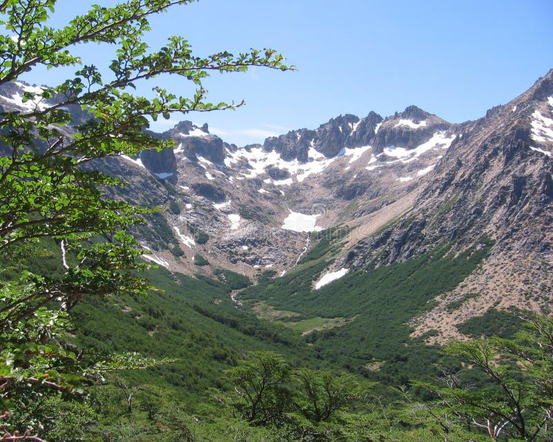 Nahuel Huapi National Park Argentina royaltyfri bild