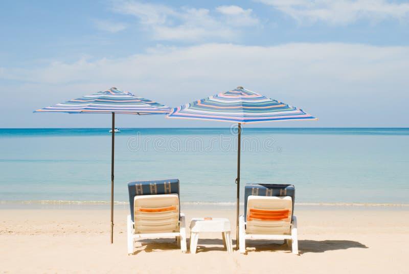 Nai Yang Beach stock images