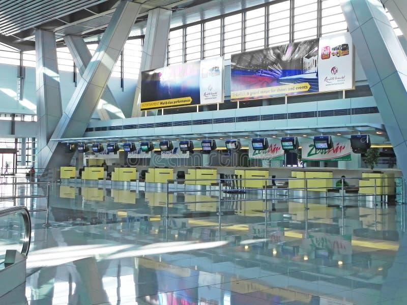 NAIA Terminal 3 stockbilder