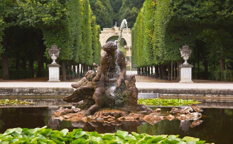 Download Naiad Fountain stock photo. Image of vienna, fountain - 21066624