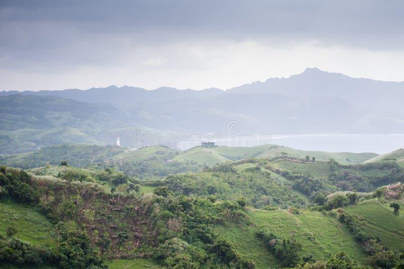 Download Naidi Hlls, Batanes, Filippijnen Stock Afbeelding - Afbeelding bestaande uit groen, weid: 107708481