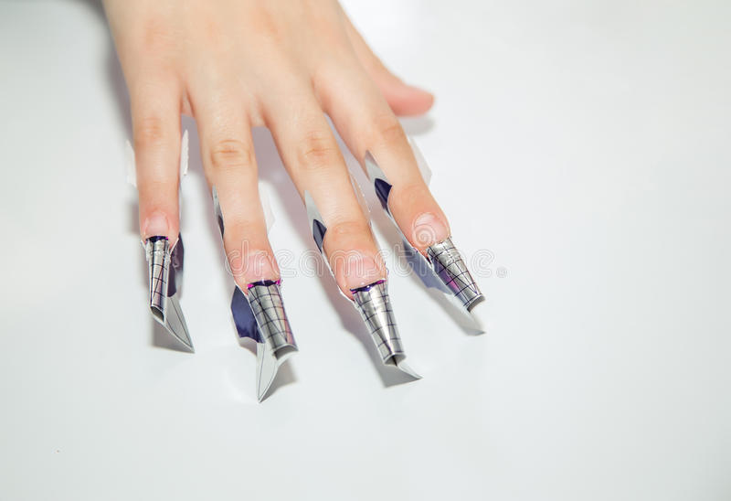 Nail creation the beauty salon stock photo image 61530694 for A new creation salon