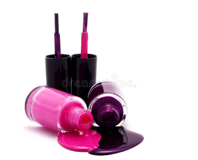 Download Nail polish stock image. Image of brush, glossy, cosmetics - 20235345