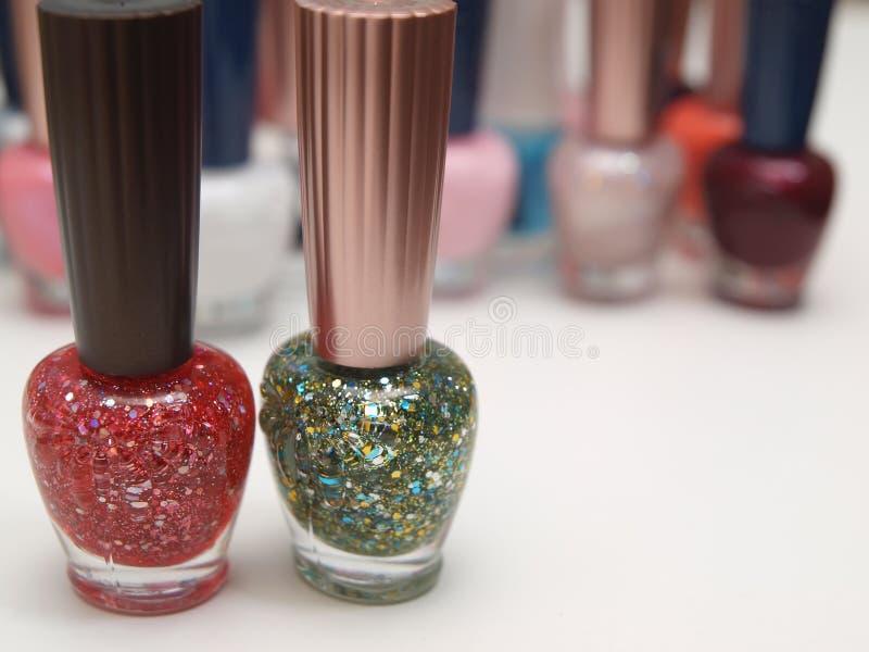 Download Nail polish stock image. Image of brush, beautiful, stylish - 24244957