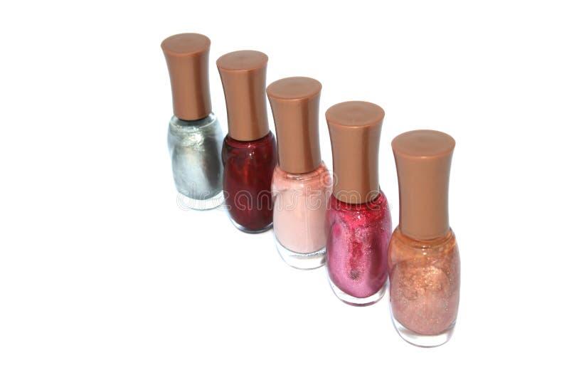 Nail polish stock photography