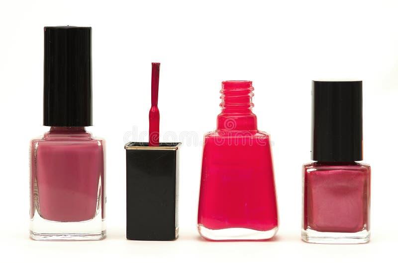 Download Nail Varnish stock image. Image of cosmetics, polish, white - 117913