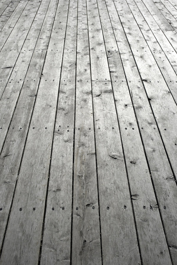 Free Nailed Wooden Flooring Royalty Free Stock Image - 3054526