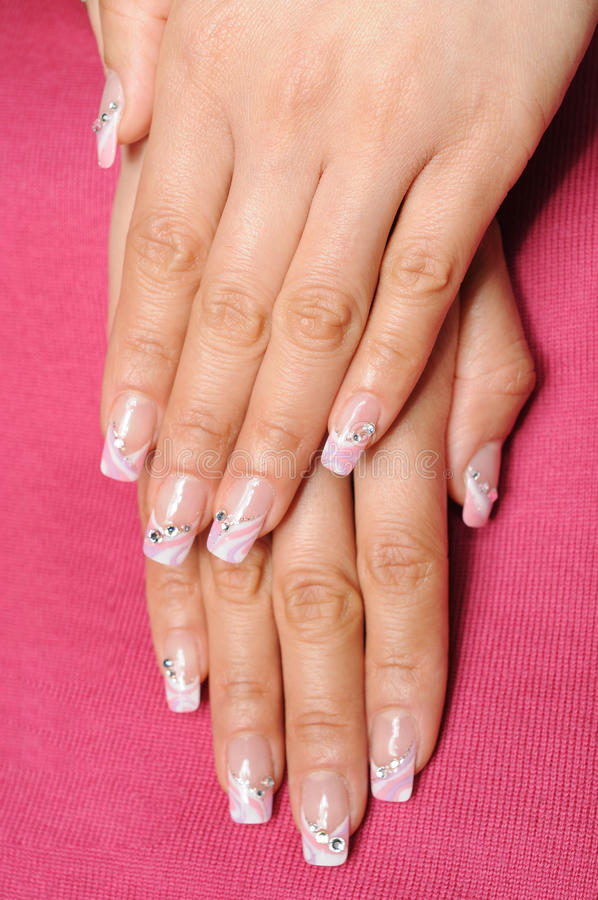 Download Nails stock image. Image of beauty, details, heart, holds - 12987939