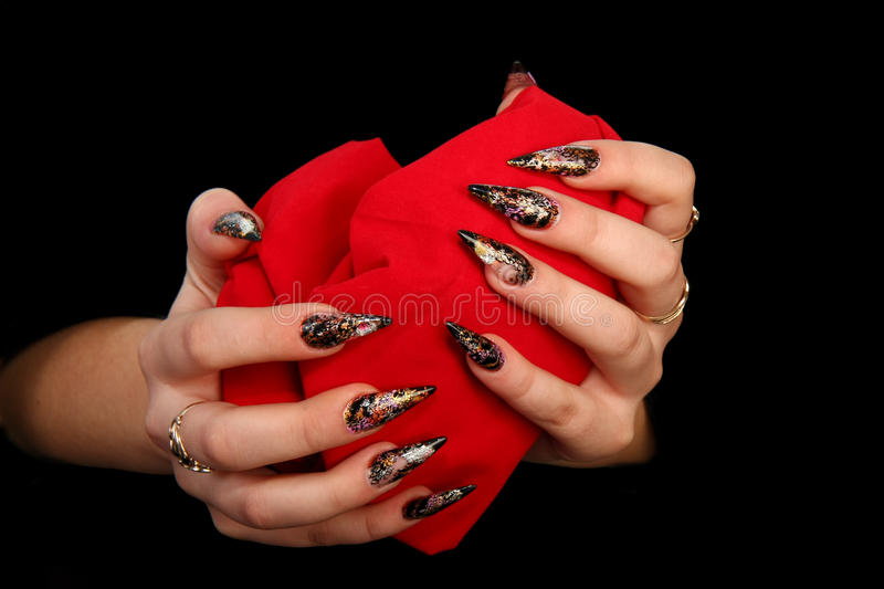 Download Nails Royalty Free Stock Photos - Image: 16902648