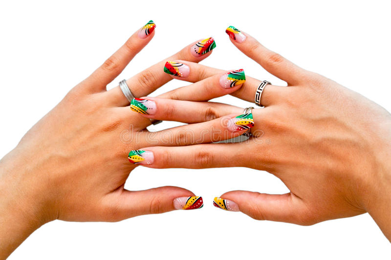 Download Nails Stock Image - Image: 20829441