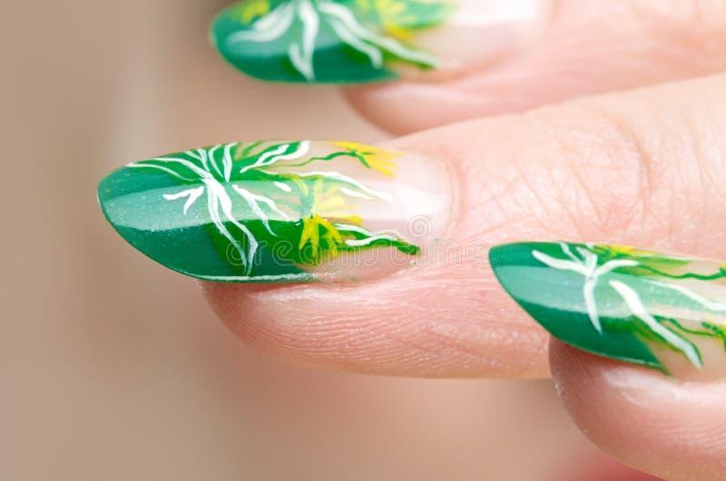 Download Nails decoration stock photo. Image of fantasy, beautiful - 19967606