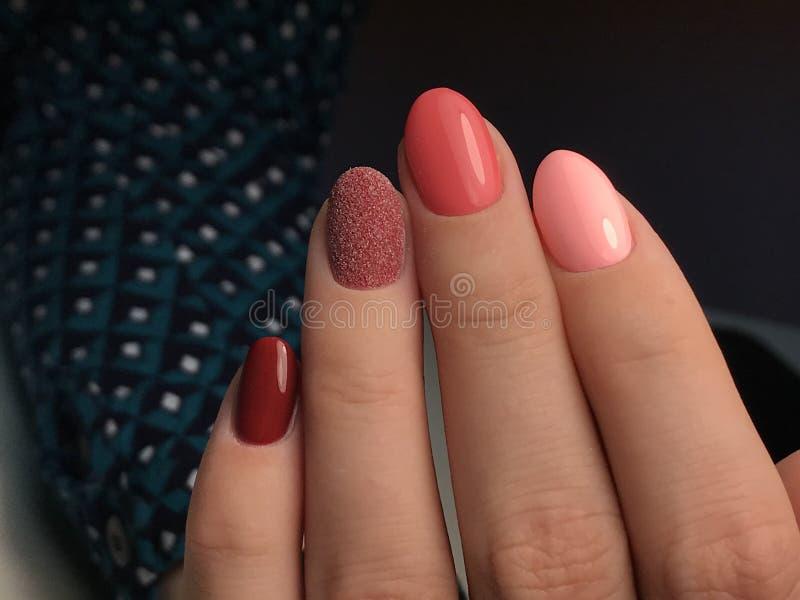 Nails marmalade royalty free stock image