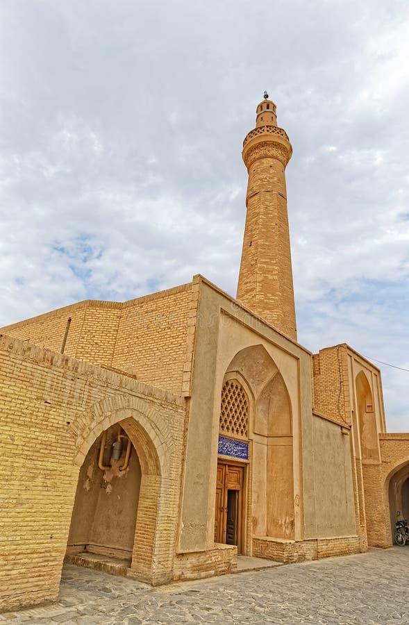 Nain gammal moskéarkitektur royaltyfria foton