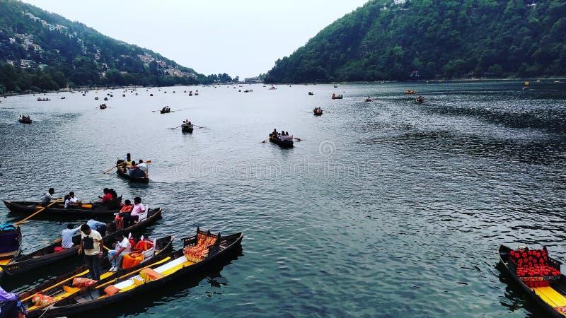 Nainital, Uttrakhand fotos de stock royalty free