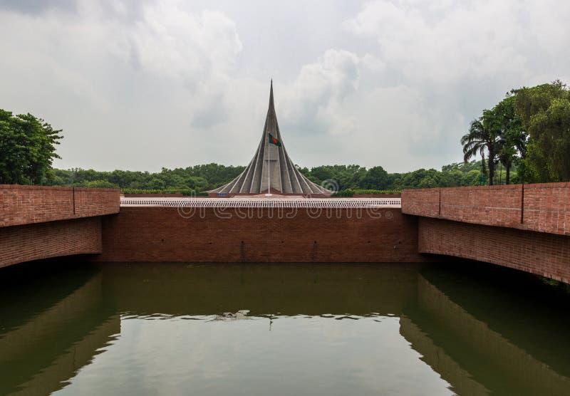 Naional Martyr Memorial, dhaka, Bangladesh royalty free stock photography