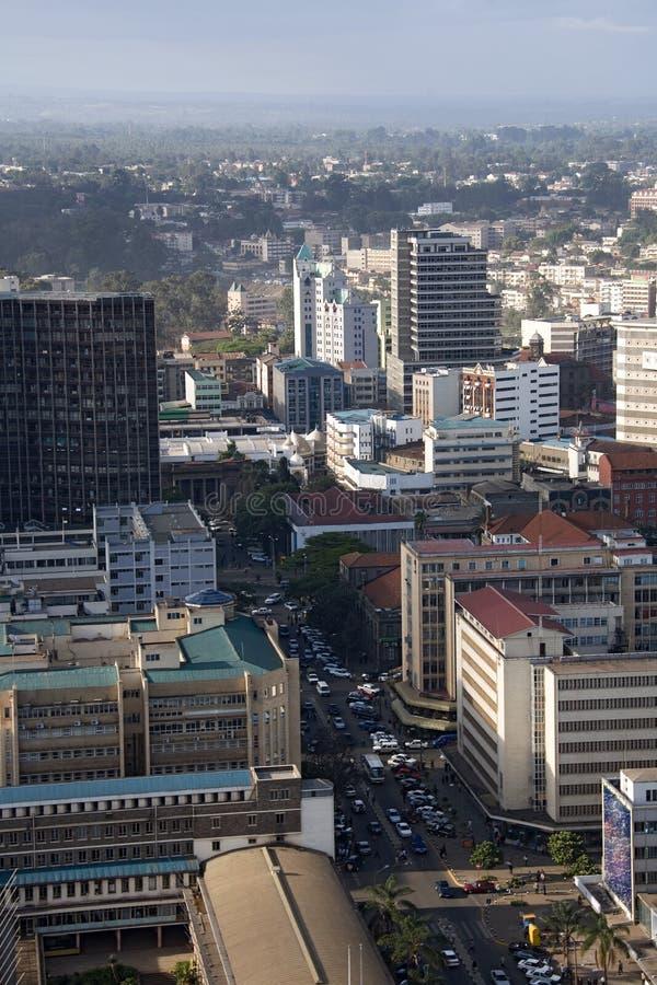 Nairobi 006 foto de archivo libre de regalías