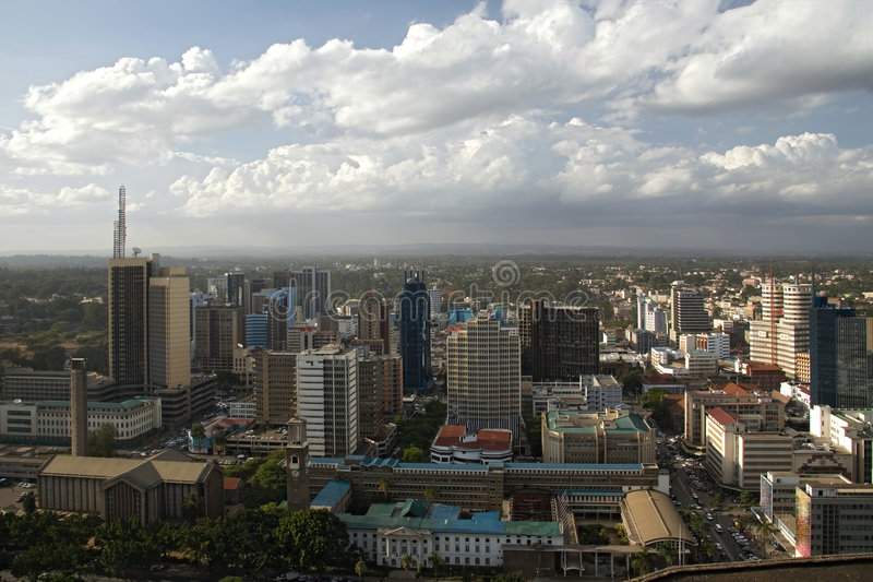 Download Nairobi 010 stock image. Image of cityscape, urban, brick - 533585