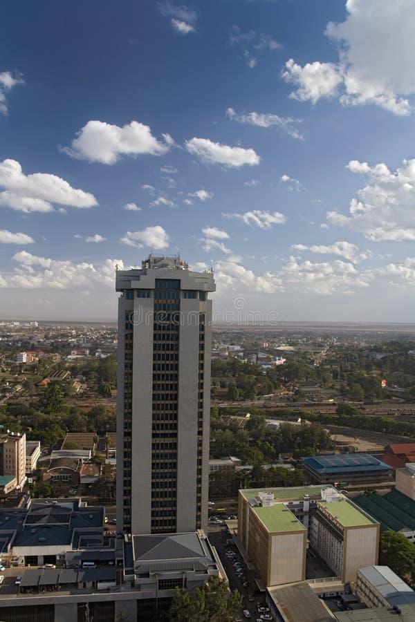 Nairobi royalty-vrije stock fotografie