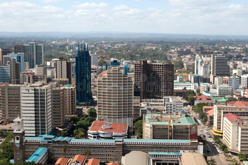 Nairobi, Kenia stock foto