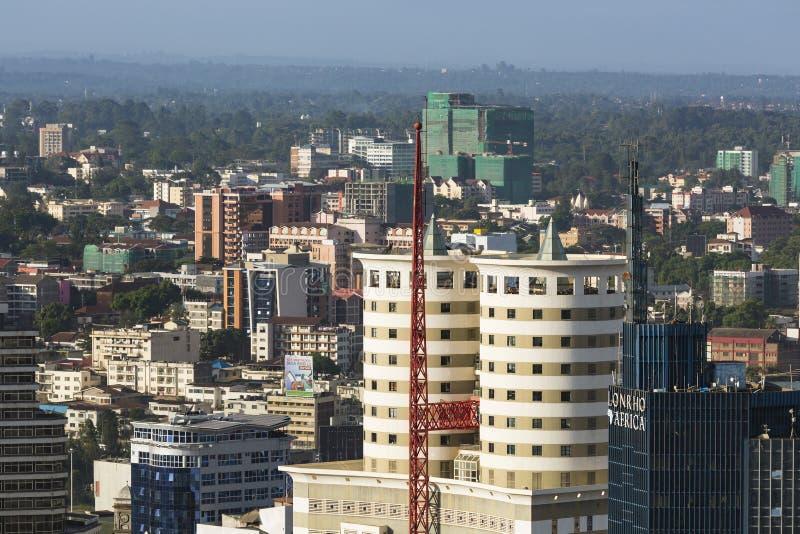 Download Nairobi Nation House, Kenya, Editorial Editorial Stock Image - Image: 83702419