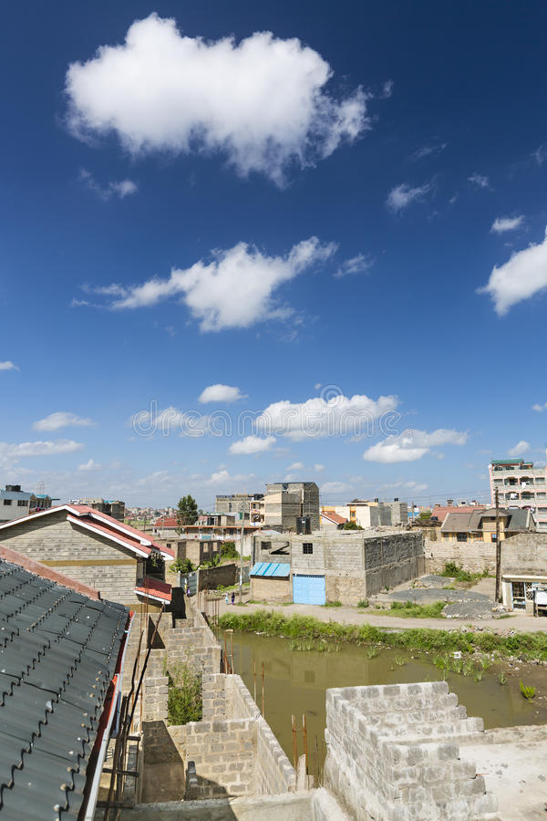 Download Nairobi Tassia District, Kenya Stock Image - Image: 83700251