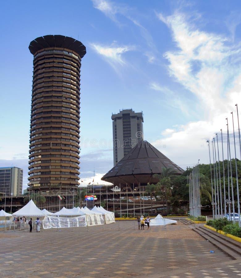 Nairobia obraz royalty free