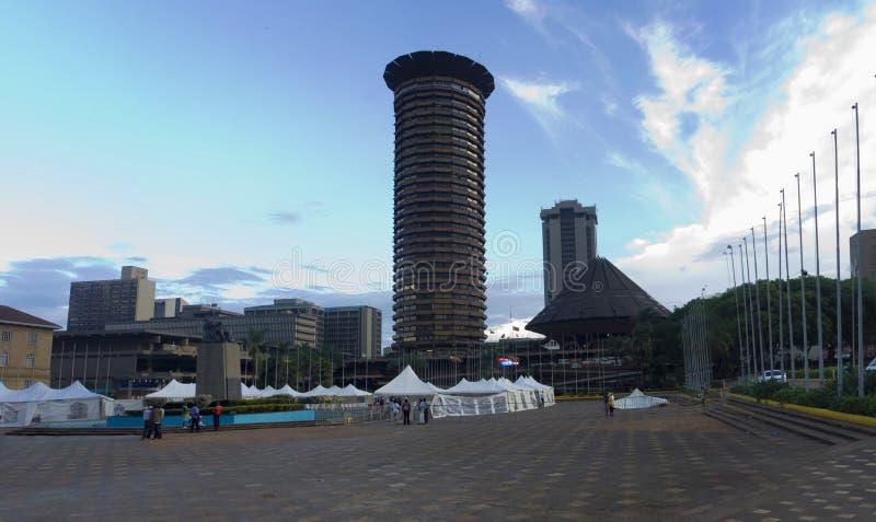 Nairobia fotografia royalty free