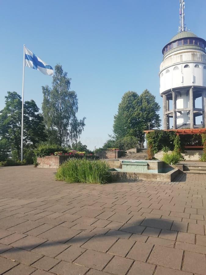 Naisvuori in mikkeli, finland stock foto's